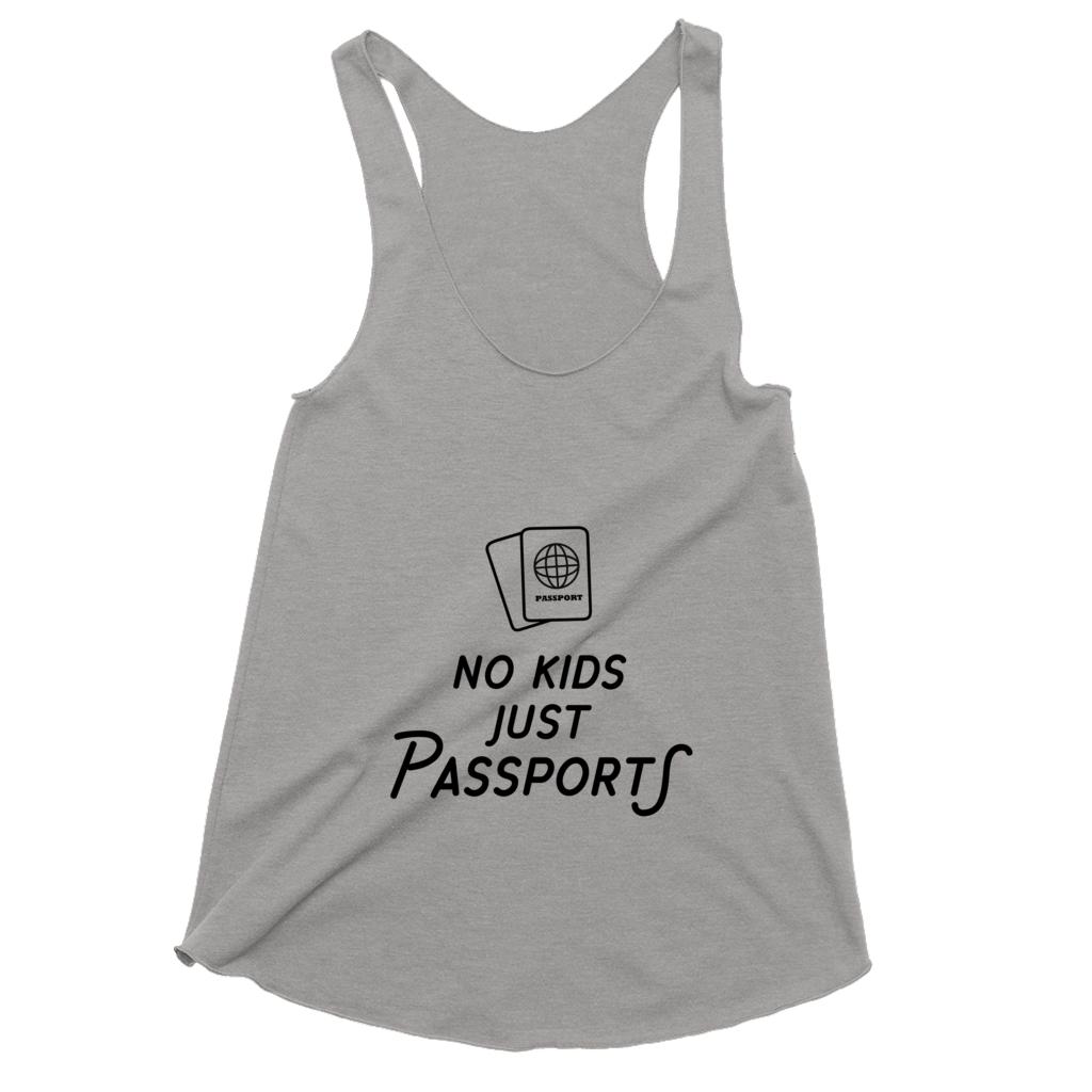 No Kids Just Passports