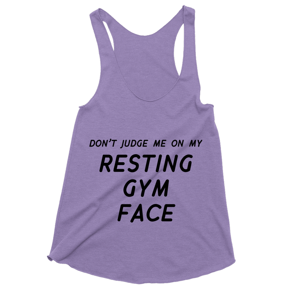 Resting Gym Face